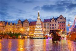 Advent ve Wroclawi vás okouzlí