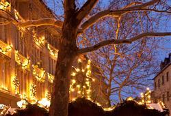Město o Vánocích ožívá unikátní atmosférou