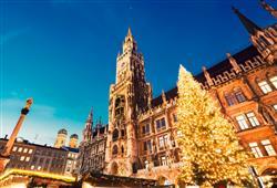 Navštivte vánoční trhy s dlouhou historií v Mnichově