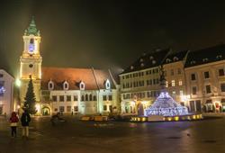 S průvodcem si projdete všechna zajímavá místa Bratislavy