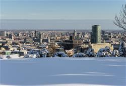 V zimě má toto město krásný nádech