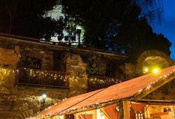 Během adventu Graz ožívá jedinečnou vánoční náladou