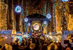Vyhlášené vánoční trhy v Záhřebu3
