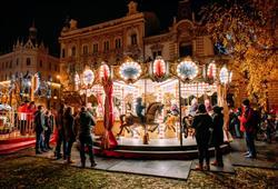 Vyhlášené vánoční trhy v Záhřebu4