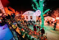 Vyhlášené vánoční trhy v Záhřebu5