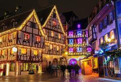 Vánoční trhy ve Štrasburku patří k nejkouzelnějším ve Francii