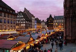 Adventní trhy ve francouzském Štrasburku9