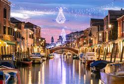 Vánoční atmosféra v Benátkách je nezapomenutelná