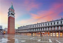 S průvodcem si projdete všechny skvosty Benátek, chybět nebude ani náměstí Sv. Marka