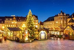 Užijte si atmosféru Vánoc v Krušnohoří!
