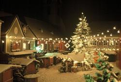 Christkindl je centrem veškerého vánočního dění ve Štýru