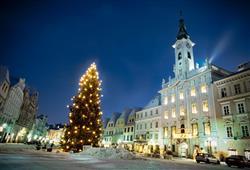 Adventní trhy v rakouském Štýru0