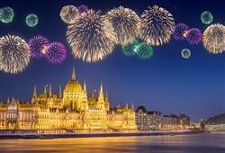 Přivítejte Nový rok v Budapešti!