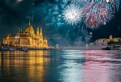 Budapešť je plná romantických scenérií i velkolepých budov
