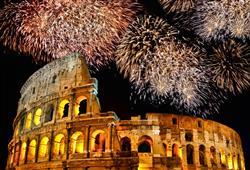 Prožijte silvestrovskou noc v romantickém Římě!
