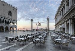 S průvodcem si projdete skvosty Benátek, třeba náměstí Sv. Marca