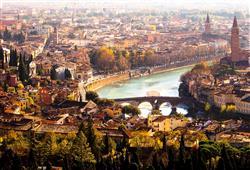 Část svého silvestrovského výletu strávíte i ve Veroně