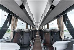 Po trase zájezdu vás může doprovázet některý z moderních autobusů Autokarem.cz