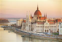Prožijte dva romantické dny v Budapešti -