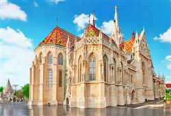 To, čím je pro Čechy katedrála sv. Víta, je pro Maďary Matyášův chrám na Hradním vrchu
