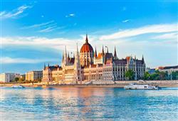 """Prožijte dva romantické dny v Budapešti - """"Dámě na Dunaji""""!"""