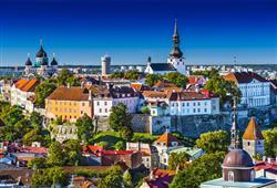Hlavní města Pobaltí a Helsinky11
