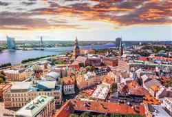 Hlavní města Pobaltí a Helsinky14