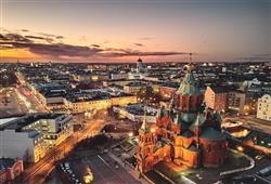 Hlavní města Pobaltí a Helsinky15