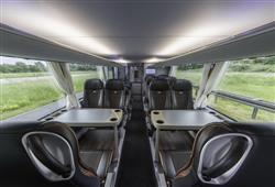 Po trase zájezdu vás může doprovázet jeden z moderních autobusů.