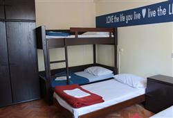 Pokoj v depandanci Vila Marija