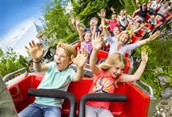 Zábava a adrenalin je ale zaručena pro všechny věkové kategorie