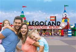 Vydejte se s námi strávit den plný zábavy do Legolandu, který užije celá rodina