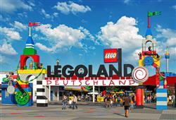 Legoland se vstupem v ceně0