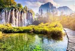 Národní park Plitvická jezera figuruje na seznamu UNESCO