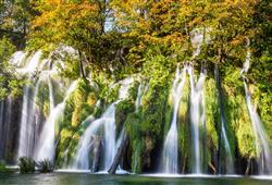 K vidění je tu nespočet vodopádů všech výšek i tvarů