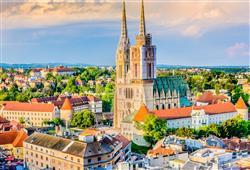 Po cestě zpět se zastavíme také v hlavním městě Chorvatska, Zagrebu