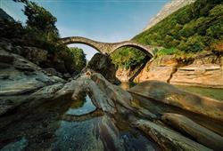 Most Ponte dei Salti byl postaven v 17. století