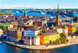 Ve Stockholmu se vám z radniční věže otevřou výhledy na 14 ostrovů, na kterých se město rozkládá