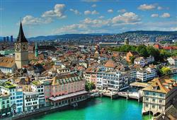 Největší město Zurich