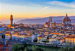Florencie, Řím, Vatikán (muzea zdarma) 20189