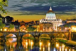 Florencie, Řím, Vatikán (muzea zdarma) 201815