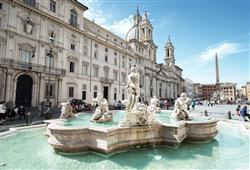 Florencie, Řím, Vatikán (muzea zdarma) 201817