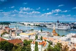 Romantická Budapešť1