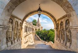 Romantická Budapešť 20186