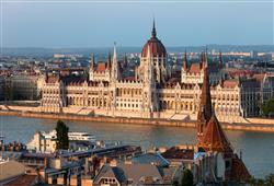 Romantická Budapešť 20189
