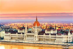 Romantická Budapešť 201826