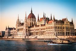 Romantická Budapešť0