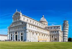 Cinque Terre, Pisa, Lucca a Florencie0