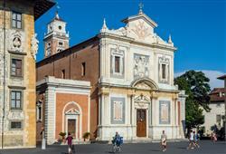 Cinque Terre, Pisa, Lucca a Florencie1