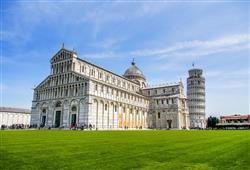 Cinque Terre, Pisa, Lucca a Florencie2